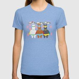 Alpaca Superheroes I T-shirt
