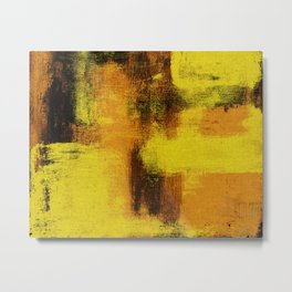 Argiope (Landscape) Metal Print