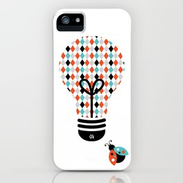 Enchanter: Bright Idea Art Series  iPhone Case