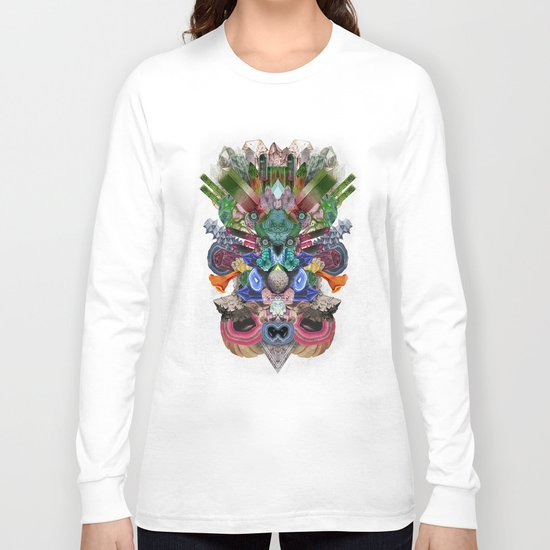 Abstract Gems  Long Sleeve T-shirt