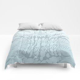 M.A.D. (blue) Comforters