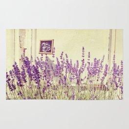 Lavender // Flower Market Rug