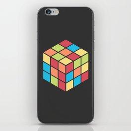 #68 Rubix Cube iPhone Skin