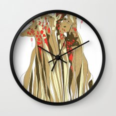 Tangled Wall Clock
