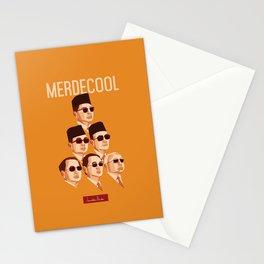 MERDECOOL Stationery Cards
