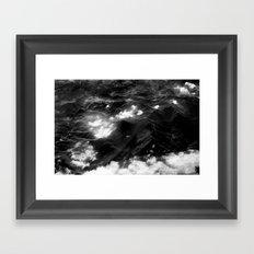 almost joy division Framed Art Print