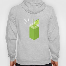 Green smoothie Hoody