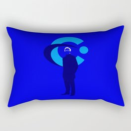 Elliot Carver Rectangular Pillow