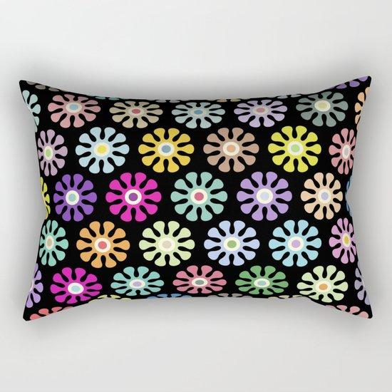 Lovely Pattern VIII Rectangular Pillow