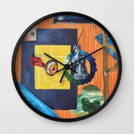 Egalloc Wall Clock