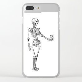 Fun Times Forever Clear iPhone Case