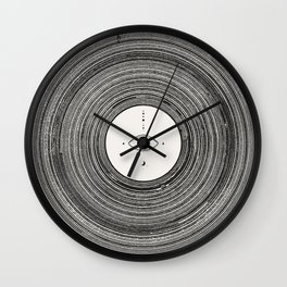 Universe Eye Wall Clock