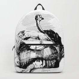 Camel-bird Backpack