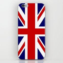 British Union Flag iPhone Skin