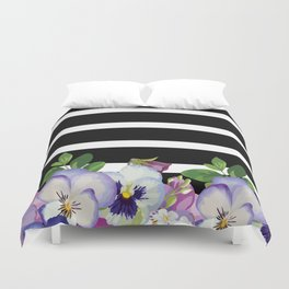 Addison | Spring Floral Duvet Cover