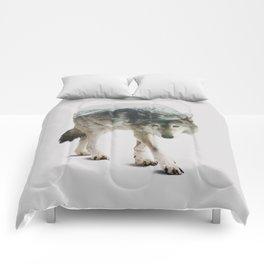 Winter Hunter Comforters