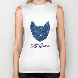 Kitty Queen Biker Tank