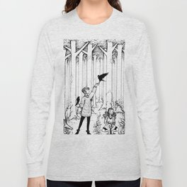 Keepers of the Forest Long Sleeve T-shirt