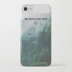 THE TRUTH IS OUT THERE Slim Case iPhone 7