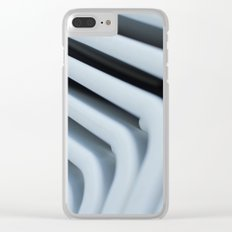 Bend Clear iPhone Case