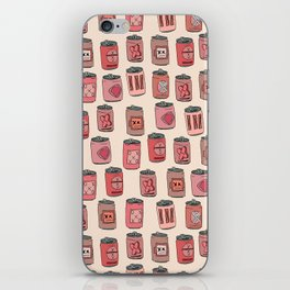 Cans iPhone Skin