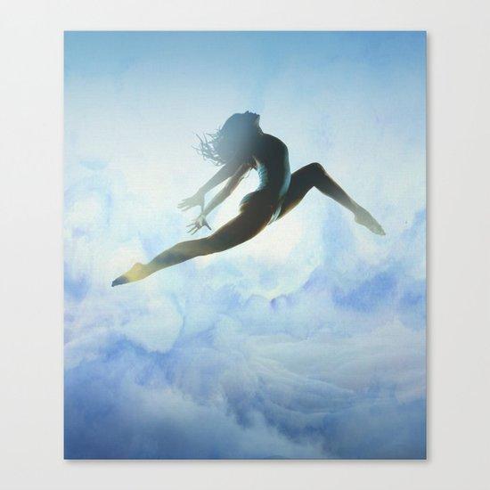 Dancer's Leap Canvas Print
