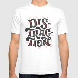 DISTRACTION // Dark Gray T-shirt
