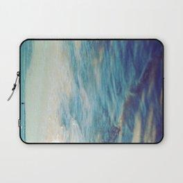 Fisherman in the distance, Mauritius II Laptop Sleeve
