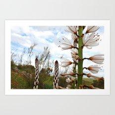 natural disposition Art Print