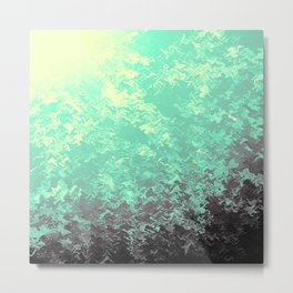FLARE - 1D Metal Print