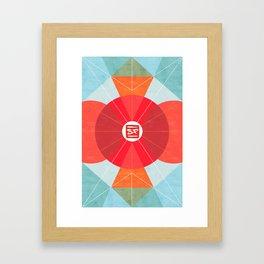 Studio Rug Framed Art Print