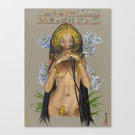 Egyptian Cotton Canvas Print