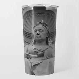 Queen Victoria Monument Travel Mug