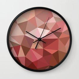 GEOMETRIK Wall Clock