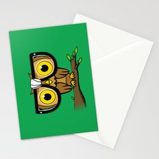 The Little Wise One Stationery Cards