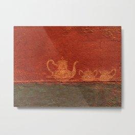 Caipirinha de Café Metal Print