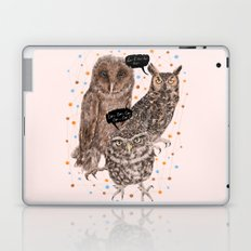 h'Hoo-hoo Laptop & iPad Skin