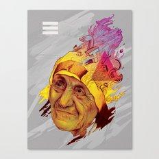 Madre Teresa Canvas Print