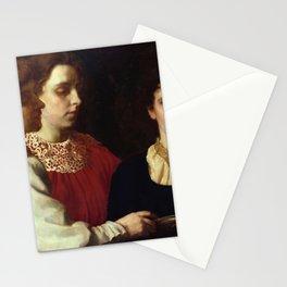 Henry Scott Tuke - The Misses Santley Stationery Cards