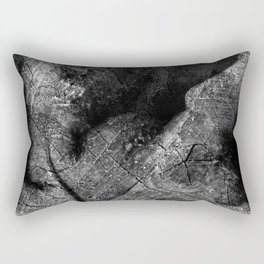 Alien Ultrasound Rectangular Pillow