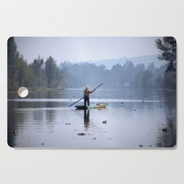 Blue Lake Cutting Board