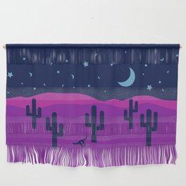 Modern Desert Cactus Scene #desert #cactus Wall Hanging