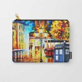 Tardis Waiting Carry-All Pouch