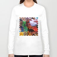 southwest Long Sleeve T-shirts featuring Southwest by ArtbyJudi