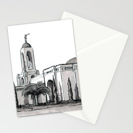 Newport Beach California Temple Stationery Cards