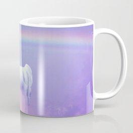 Unicorn and Rainbow Coffee Mug