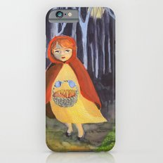 Little red-riding hood Slim Case iPhone 6s