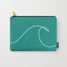 Artists Wave Carry-All Pouch