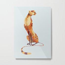 Cheetah 1 Metal Print