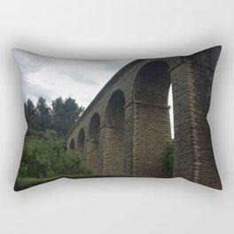 Aqueduct in Provence Rectangular Pillow